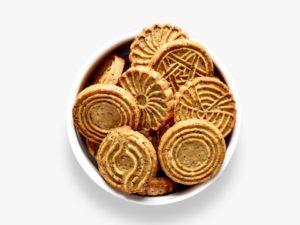 Crackers au parmesan et graines