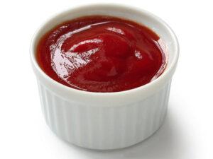 Ketchup sans sucres ajoutés