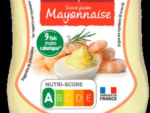 Sauce façon mayonnaise