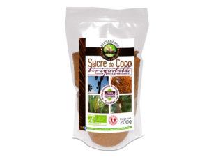 Sucre de coco biologique