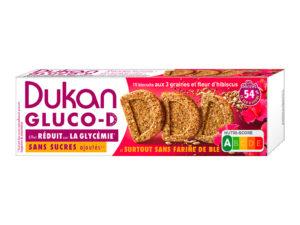 Biscuits D aux 3 graines et fleur d'hibiscus