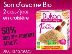 -50% Son d'avoine BIO