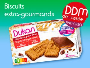 Anti Gaspilagge – Biscuits extra gourmand