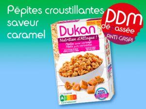 Anti Gaspillage – Pépites croustillantes saveur choco-caramel