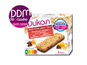 ANTI-GASPI barres au chocolat et à l'orange DDM 24-09-2021