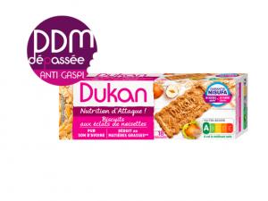 ANTI-GASPI biscuits aux éclats de noisettes 225g DDM 03-09-2021