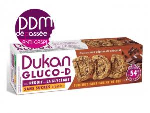 Anti-Gaspi biscuits D aux pépites de chocolat DDM 08-09-2021